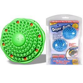 Pralna krogla + 2 krogli za sušilni stroj