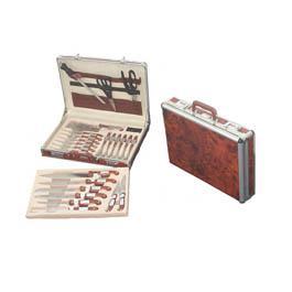 Komplet nožev v kovčku 24-delni