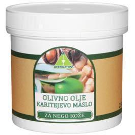 Krema olivno olje s karitejevim maslom 250ml