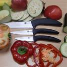 Nož s keramičnim rezilom IRISANA 10 cm